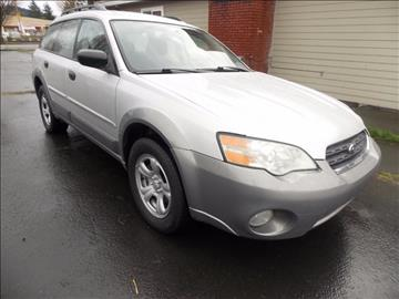 2007 Subaru Outback for sale in Portland, OR