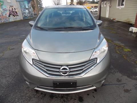 2015 Nissan Versa Note for sale in Portland, OR