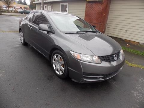 2011 Honda Civic for sale in Portland, OR