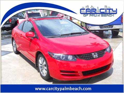 2011 Honda Civic for sale in West Palm Beach, FL