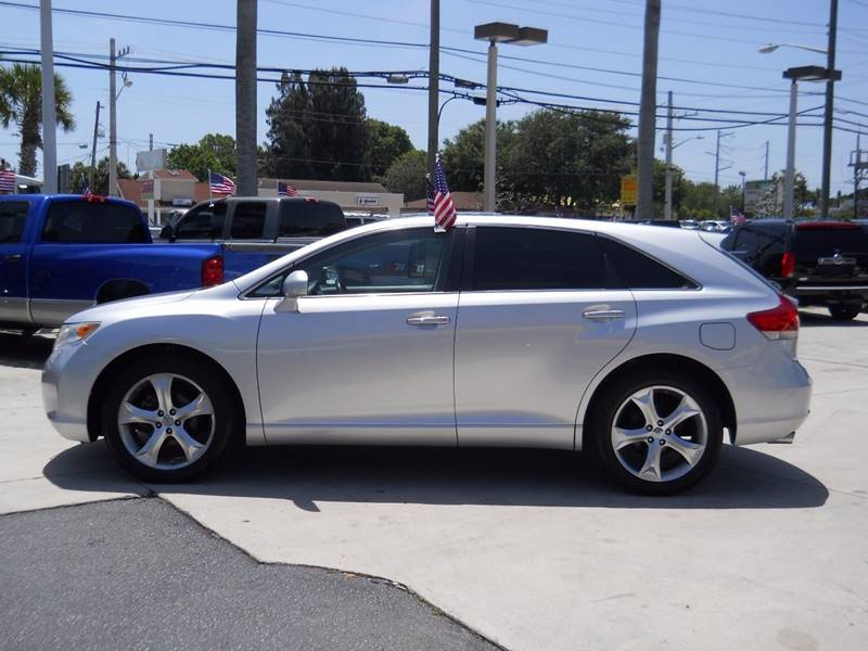 2010 Toyota Venza AWD V6 4dr Crossover - West Palm Beach FL