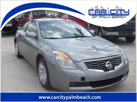 2009 Nissan Altima for sale in West Palm Beach, FL