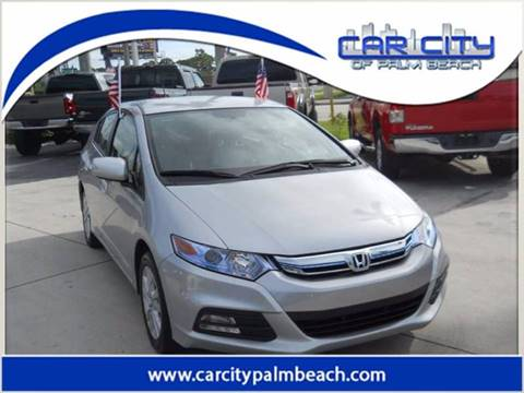 2013 Honda Insight for sale in West Palm Beach, FL