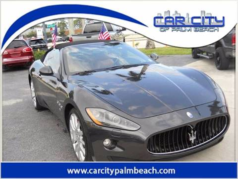 2010 Maserati GranTurismo for sale in West Palm Beach, FL