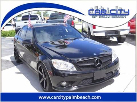 2010 Mercedes-Benz C-Class for sale in West Palm Beach, FL