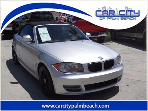 2011 BMW 1 Series for sale in West Palm Beach, FL