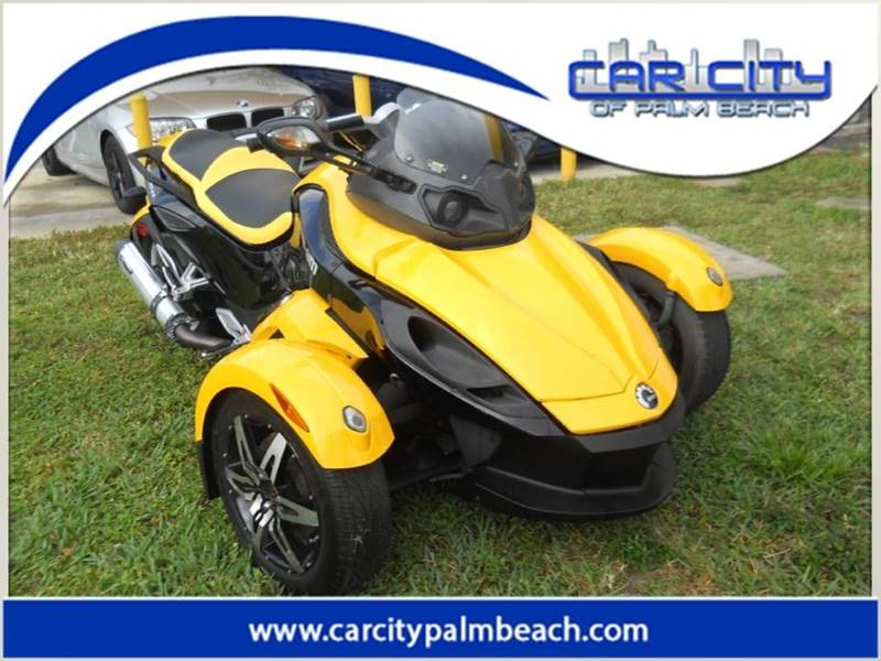 2008 Can-am Roadster