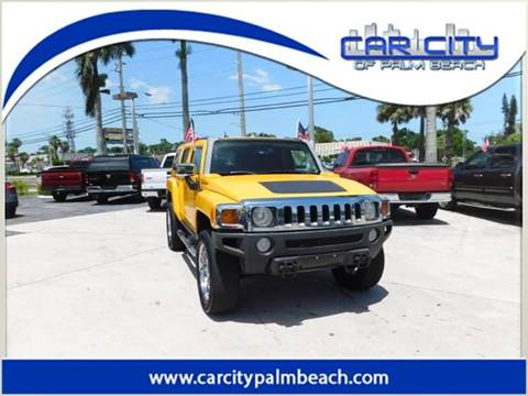 2007 HUMMER H3 for sale in West Palm Beach, FL
