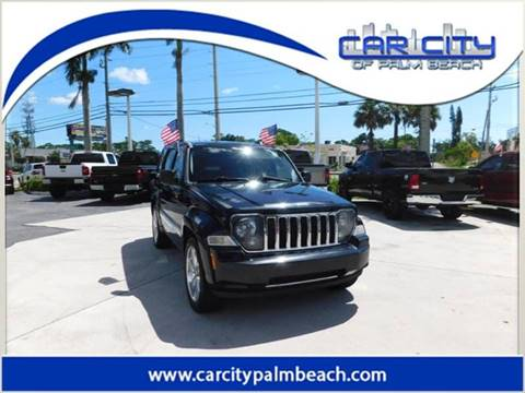 2012 Jeep Liberty for sale in West Palm Beach, FL