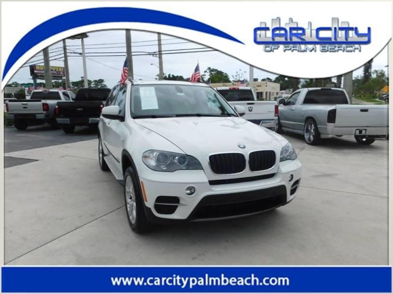 2012 Bmw X5 Awd Xdrive35i 4dr Suv In West Palm Beach Fl Car City