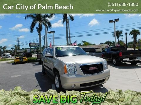 2013 GMC Yukon XL for sale in West Palm Beach, FL