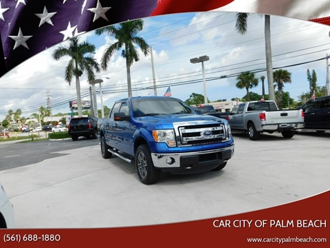 2011 Ford F-150 for sale in West Palm Beach, FL