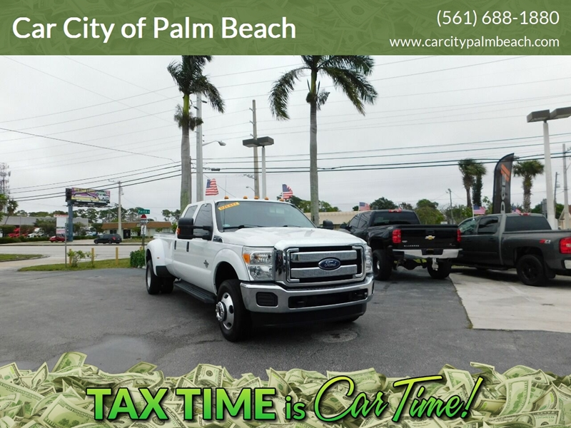 2015 Ford F-350 Super Duty Xl 4x4 4dr Crew Cab 8 Ft. Lb Drw Pickup