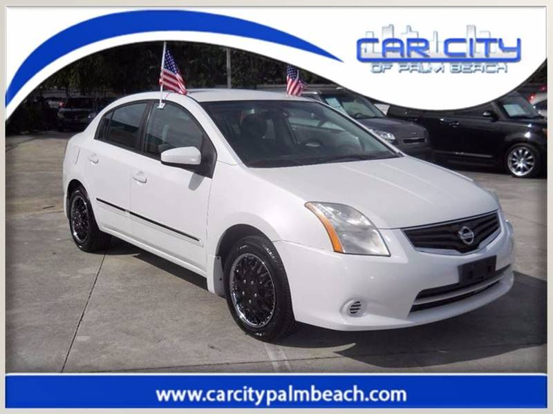 2010 Nissan Sentra 2.0 4dr Sedan CVT   West Palm Beach FL