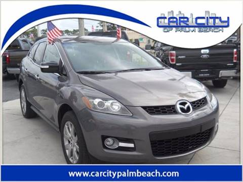 2009 Mazda CX-7 for sale in West Palm Beach, FL