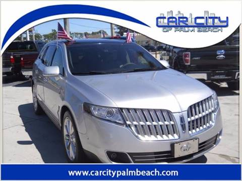 2011 Lincoln MKT for sale in West Palm Beach, FL