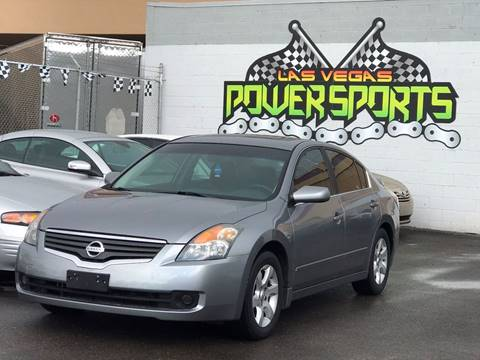 2009 Nissan Altima for sale in North Las Vegas, NV