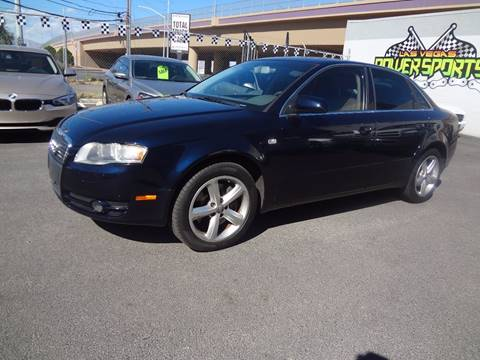 2007 Audi A4 for sale in North Las Vegas, NV