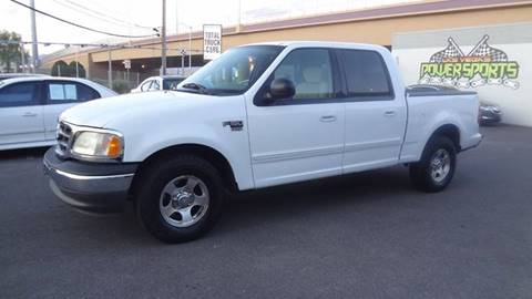 2003 Ford F-150 for sale in North Las Vegas, NV