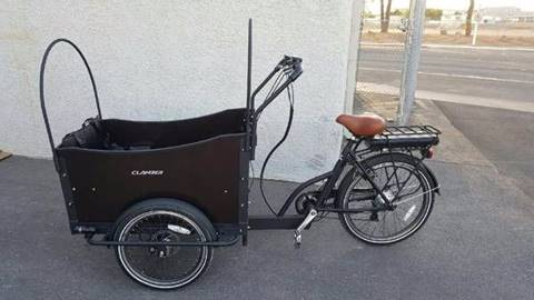 2017 Clamber Electric 3 Wheel Cargo Trike for sale in North Las Vegas, NV