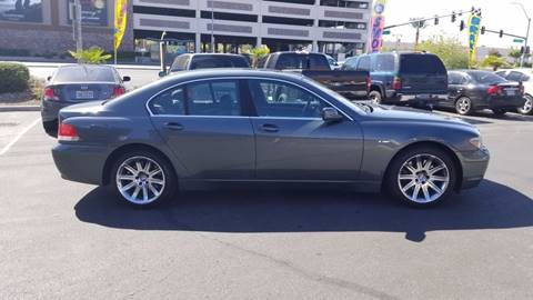 2003 BMW 7 Series for sale in North Las Vegas, NV