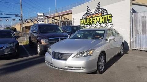 2007 Lexus ES 350 for sale in North Las Vegas, NV