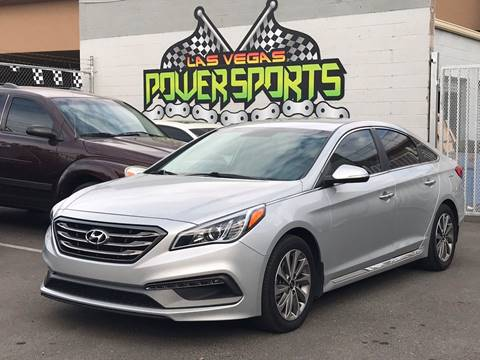 2015 Hyundai Sonata for sale in North Las Vegas, NV