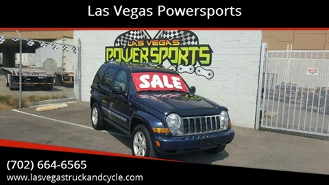 2006 Jeep Liberty for sale in North Las Vegas, NV