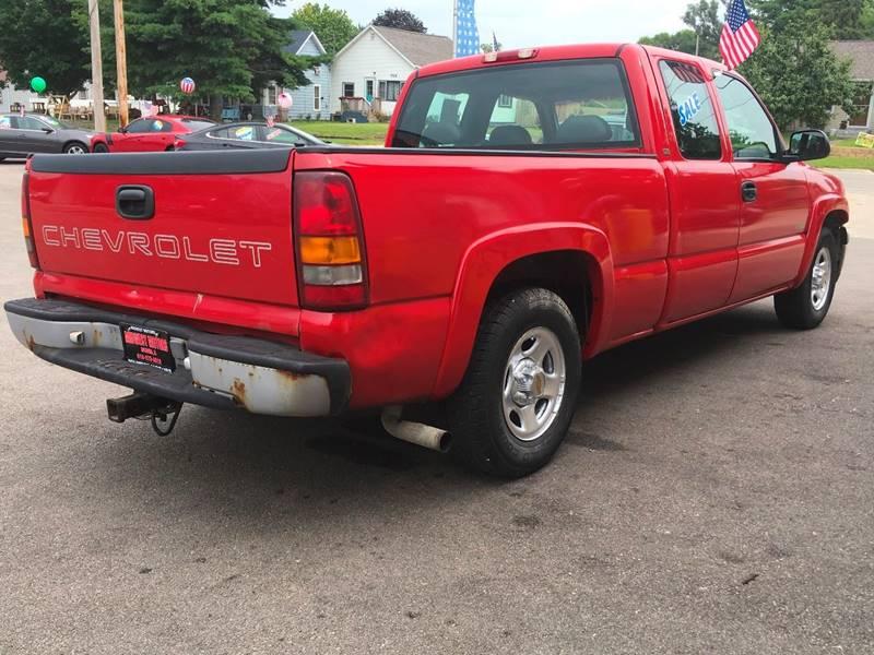 1999 Chevrolet Silverado 1500 for sale at Midwest Motors of Savanna in Savanna IL