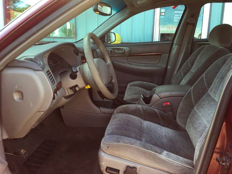 2000 Chevrolet Impala for sale at Midwest Motors of Savanna in Savanna IL