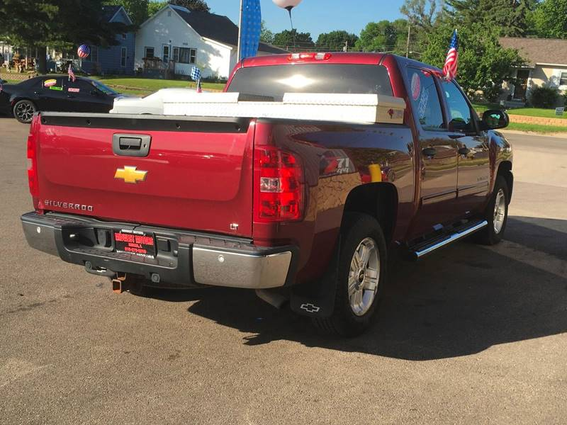 2013 Chevrolet Silverado 1500 for sale at Midwest Motors of Savanna in Savanna IL