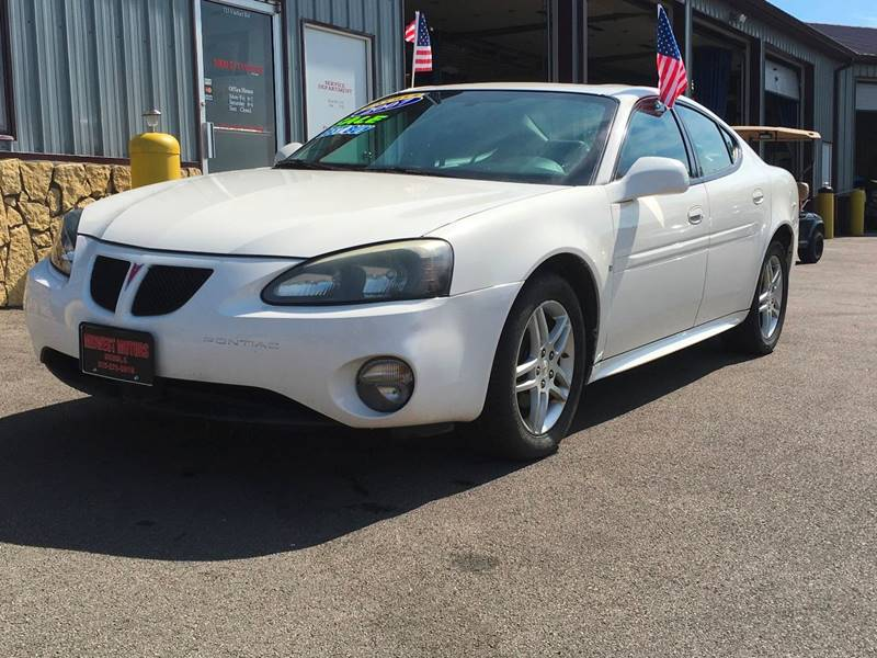 2007 Pontiac Grand Prix for sale at Midwest Motors of Savanna in Savanna IL