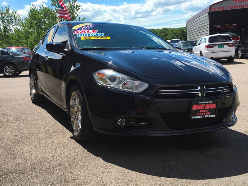 2013 Dodge Dart for sale at Midwest Motors of Savanna in Savanna IL
