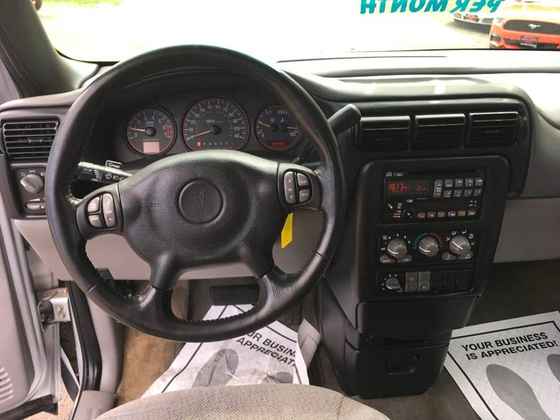 2003 Pontiac Montana for sale at Midwest Motors of Savanna in Savanna IL