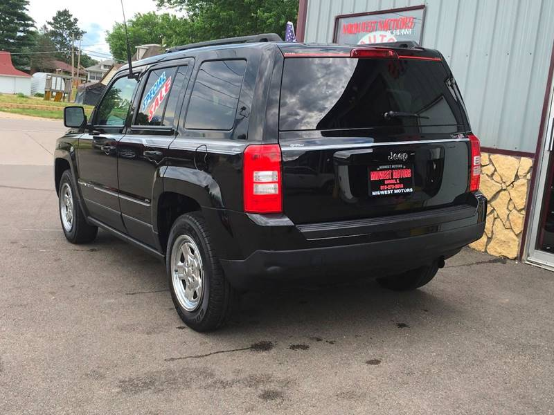 2014 Jeep Patriot for sale at Midwest Motors of Savanna in Savanna IL