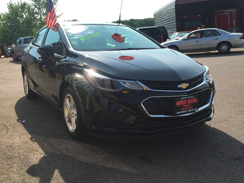 2016 Chevrolet Cruze for sale at Midwest Motors of Savanna in Savanna IL