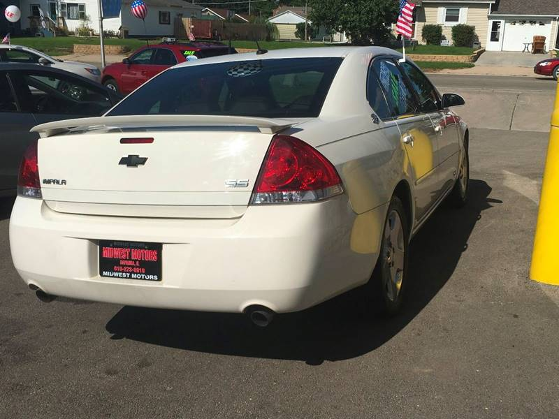 2006 Chevrolet Impala for sale at Midwest Motors of Savanna in Savanna IL