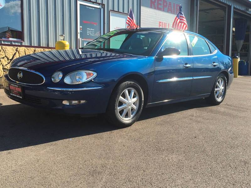 2005 Buick LaCrosse for sale at Midwest Motors of Savanna in Savanna IL