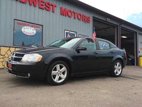 2008 Dodge Avenger for sale at Midwest Motors of Savanna in Savanna IL