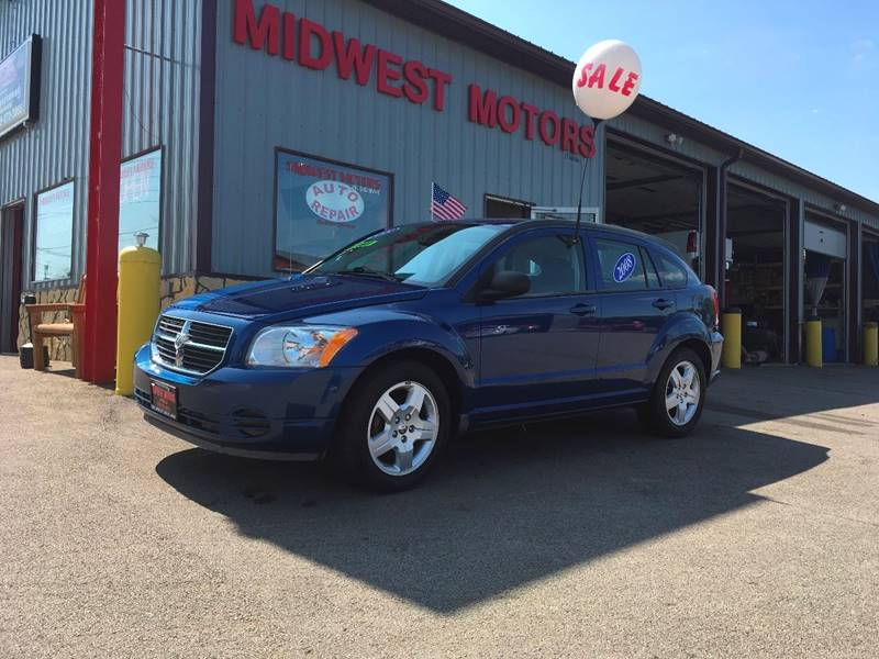 2009 Dodge Caliber for sale at Midwest Motors of Savanna in Savanna IL