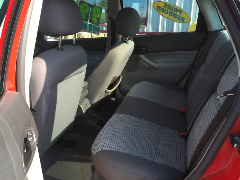 2007 Ford Focus for sale at Midwest Motors of Savanna in Savanna IL