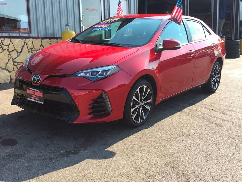 2017 Toyota Corolla for sale at Midwest Motors of Savanna in Savanna IL