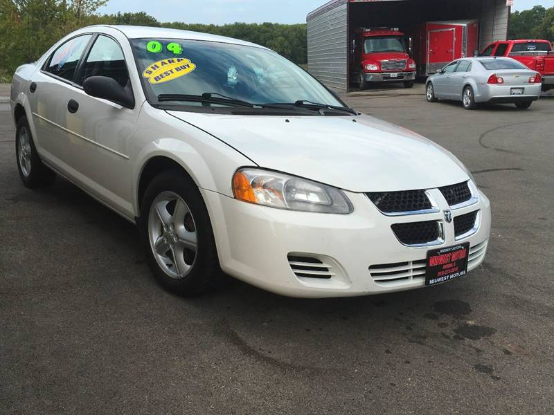 2004 Dodge Stratus for sale at Midwest Motors of Savanna in Savanna IL