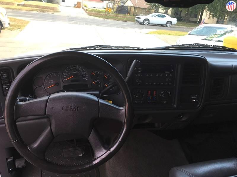 2003 GMC Sierra 1500 for sale at Midwest Motors of Savanna in Savanna IL