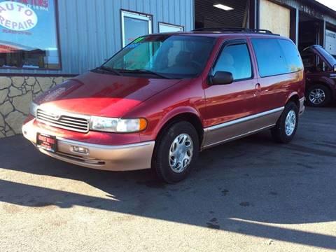 1997 Mercury Villager for sale in Savanna, IL