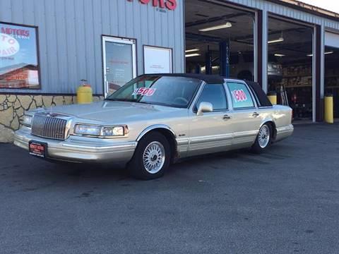 1997 Lincoln Town Car for sale in Savanna, IL