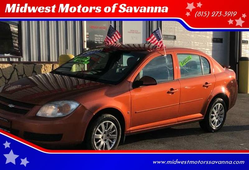 2007 Chevrolet Cobalt For Sale At Midwest Motors Of Savanna In Savanna IL