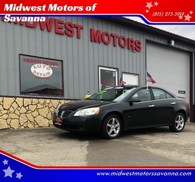 2009 Pontiac G6 for sale in Savanna, IL