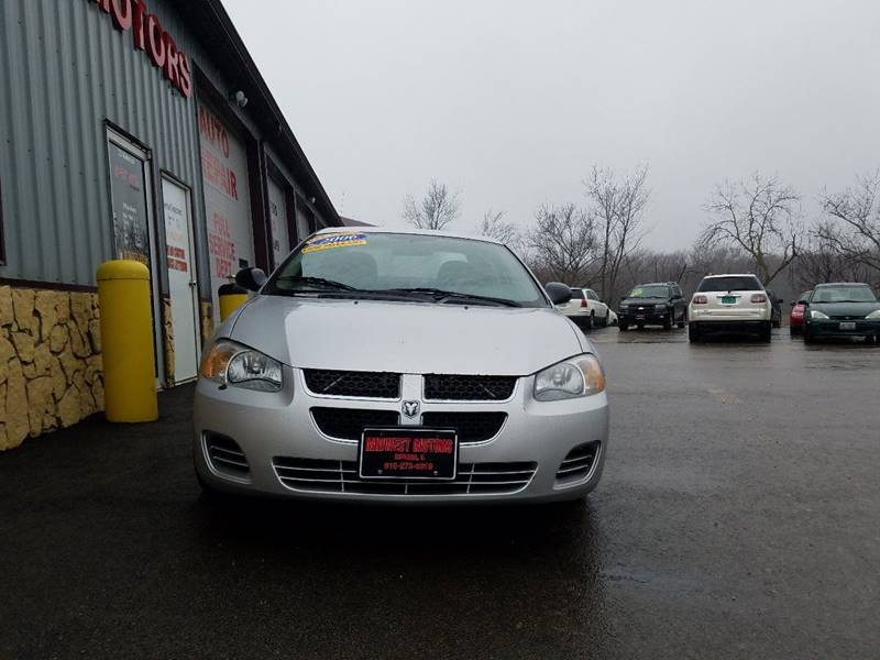 2006 Dodge Stratus for sale at Midwest Motors of Savanna in Savanna IL