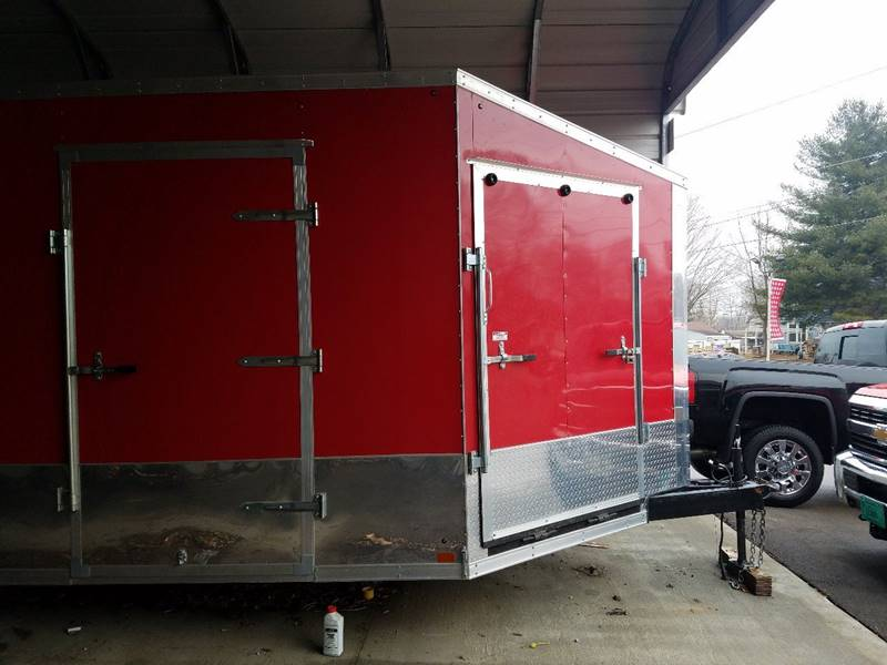 2015 CROSS TRALIER TRAILER for sale at Midwest Motors of Savanna in Savanna IL